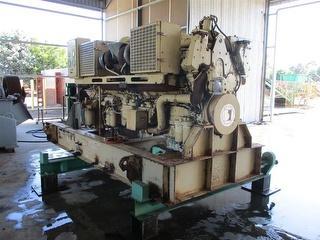 Detroit Diesel 9163-7305 16V-149T Engine (Industrial) Photo