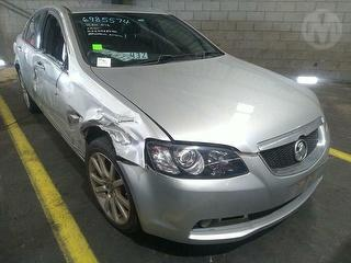 2012 Holden Calais VEII Sedan Photo