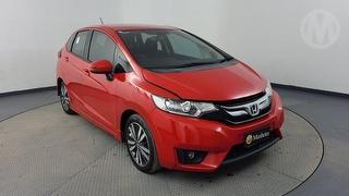 2014 Honda Jazz Vti-s 5D Hatch Photo