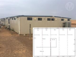 Ausco Modular 5 Piece Open Plan Portable Building Photo