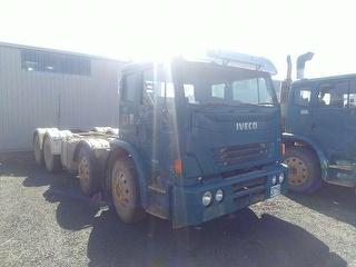 2013 Iveco Acco Cab Chassis GVM 30,000kg Photo