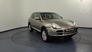 2003 Porsche Cayenne S 5D S/Wagon Photo