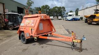 2011 Allight Box Trailer ATM 1,990kg Photo