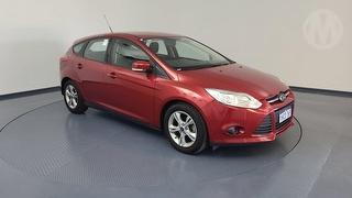 2013 Ford Focus LW MKII Trend 5D Hatch Photo