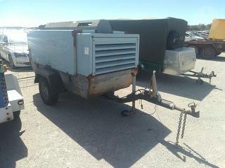 Custom Compressor Trailer (Plant) Photo