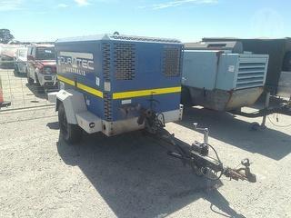 2010 Doosan R1220F Compressor Trailer (Plant) Photo
