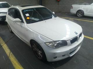 2009 BMW 1 Series E87 120d Hatch Photo