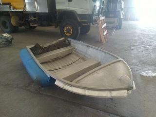 Custom Boat (Dinghy) Photo