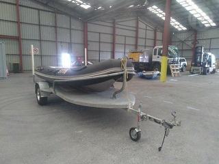 Swift Australia Z43 Boat (Dinghy) Photo