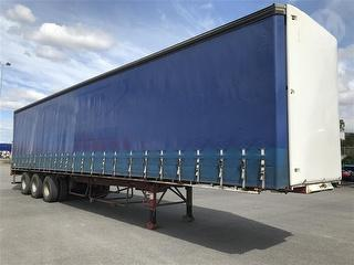 1998 Krueger Tautliner Trailer Photo