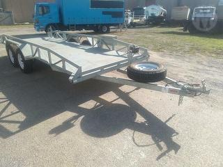2016 Classic Trailers car Trailer Trailer (Car) Unregistered, No Plates ATM 3,200kg Photo