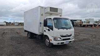 2014 Hino 300 616 Pantech GVM 5,500kg Photo