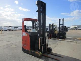 2009 BT Equipment Reflex Forklift (Reach) Photo