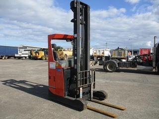 BT Equipment Reflex Forklift (Reach) Photo