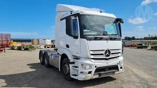 2019 Mercedes-Benz 2646 Prime Mover GVM 26,000kg Photo