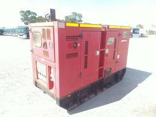Generators Australia D 48/s 60kva Generator (Workshop/Domes Photo
