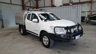 2015 Holden Colorado RG LS 4D X-cab Chassis Photo