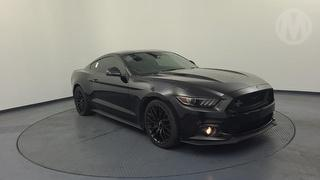 2017 Ford Mustang FM Fastback GT 3D Coupé Photo