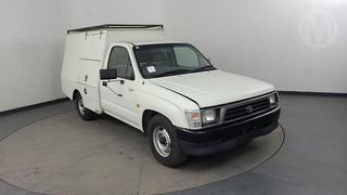 1999 Toyota Hilux RZN 2D Cab Chassis Photo
