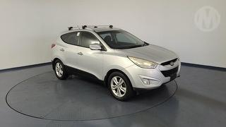 2012 Hyundai ix35 Elite 5D Station Wagon Photo