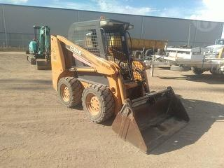 2008 Case 420 S3 Loader (Skid steer) SWL 900kg Photo
