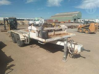 1994 Rogers R2308 Plant Trailer ATM 8,800kg Photo