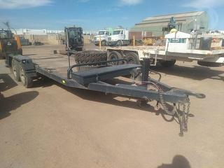 2004 Premier T20 Plant Trailer ATM 4,499kg Photo