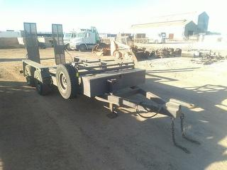 1994 Custom 2 Axle Plant Trailer Photo