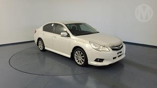 2009 Subaru Liberty 4D Sedan Photo
