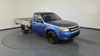 2009 Ford Ranger PK XL 2D Cab Chassis Photo