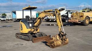 2011 Komatsu PC30MR-3 Excavator Photo