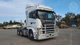 2016 Scania R 6X4 Prime Mover GVM 26,500kg Photo