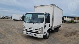 2014 Isuzu NNR200 Medium Pantech GVM 4,500kg Photo