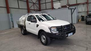2015 Ford Ranger PX XL 2D X-cab Chassis Photo