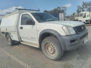 2003 Holden Rodeo RA DX Cab Chassis Photo