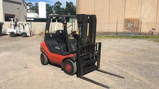 Linde H25 Forklift (GP) Photo
