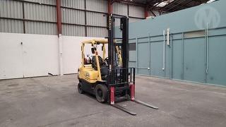 2018 Hyster H2.5XT Forklift (GP) Photo