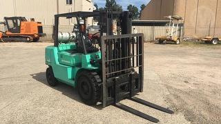 Mitsubishi FG40KL Forklift (GP) Photo