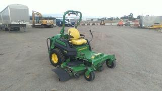 2015 John Deere Z997R Front Deck Mower (Ride on) Photo