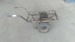 Custom Brick Trolley Photo