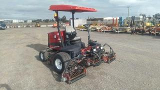 Toro Reelmaster 5510 Mower (Ride on) Photo