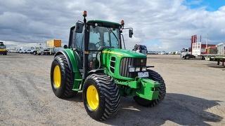 2011 John Deere 6130 Tractor (VIC) Photo