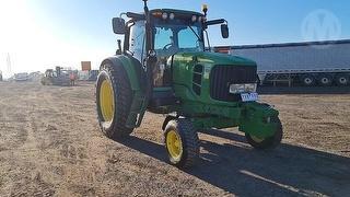 2012 John Deere 7230 Tractor (VIC) Photo