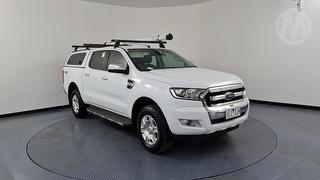 2017 Ford Ranger PX MKII XLT 3.2D 4WD 4D Dual Cab Utility Photo