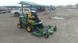 2012 John Deere 1445 Front Deck Mower (Ride on) Photo