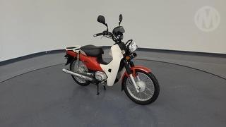 2015 Honda Supercub NBC110BN Motorcycle Photo
