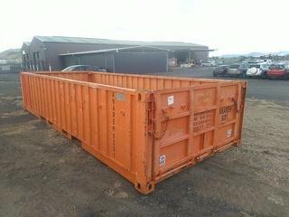 Custom Half Height Container Photo