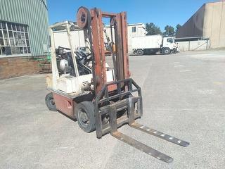 Nissan PHO225U Forklift (GP) Photo