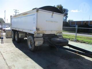 2012 Hercules HEDT-3 Dog Trailer ATM 26,000kg Photo