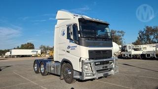 2015 Volvo FH540 Prime Mover GVM 28,100kg Photo